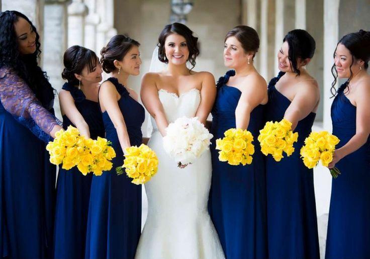 decoracao azul royal e amarelo casamento : decoracao azul royal e amarelo casamento:Amar, malhar e comprar!: Inspiração: Cor Azul Royal & Amarelo