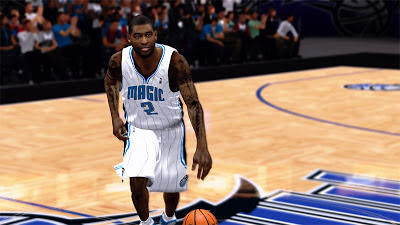 NBA 2K13 Kyle O'Quinn Face + Updated Arm Tattoos