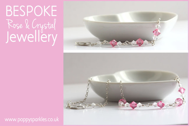 Bespoke Crystal Jewellery by Poppy Sparkles 
