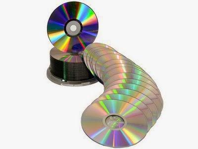 Merawat CD DVD