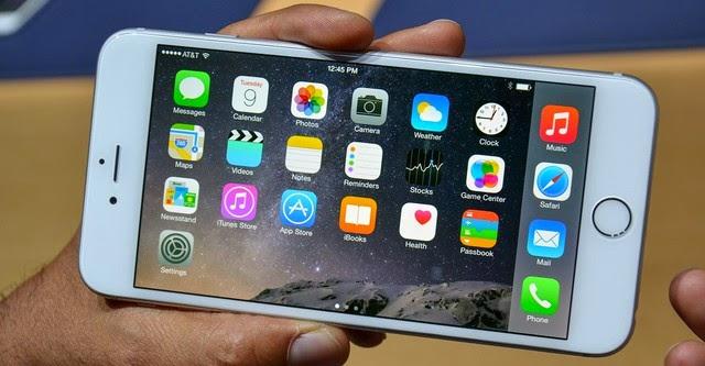 Người Việt chuộng iPhone 6 Plus?