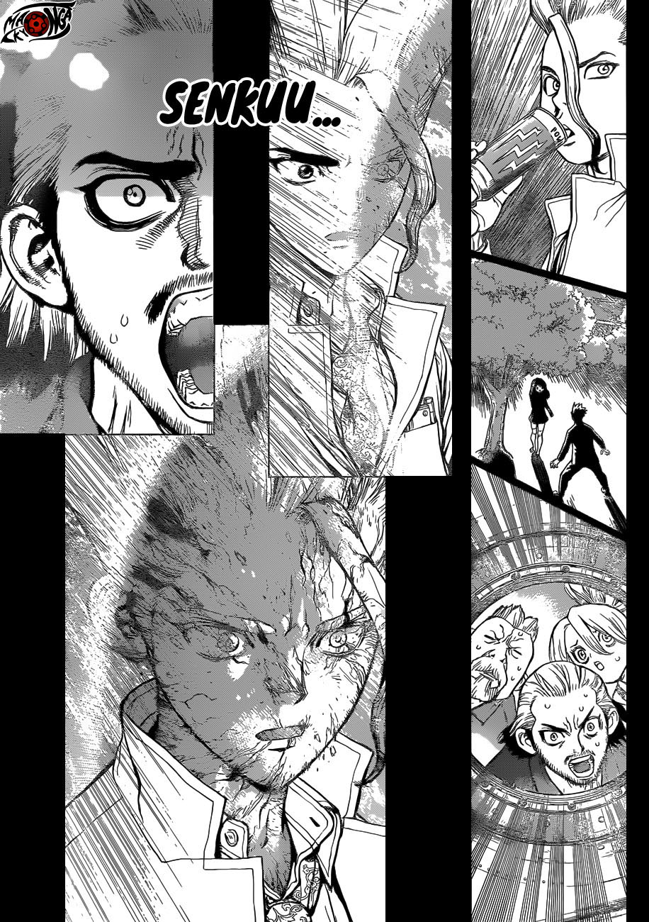 Dr. Stone Chapter 43-11