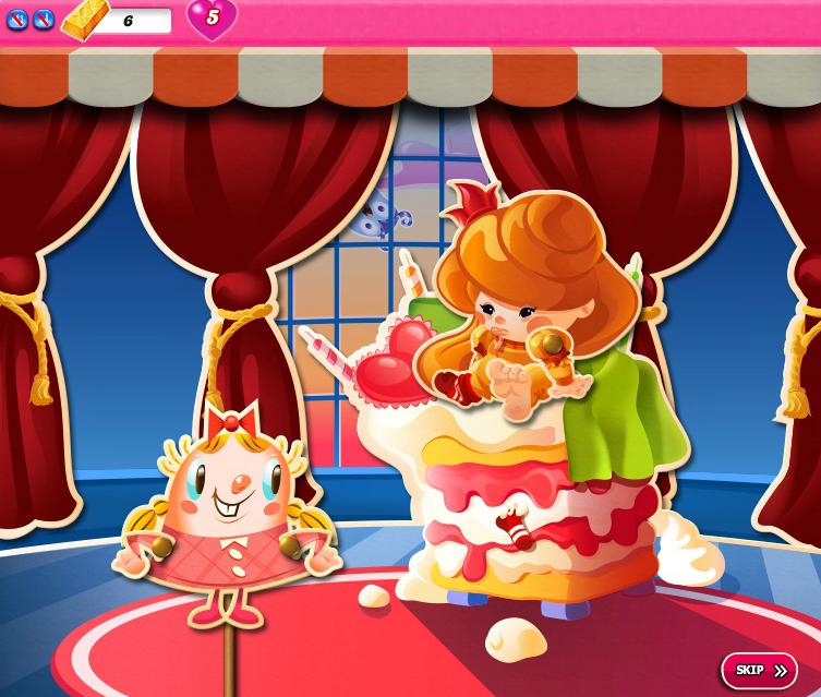 Candy Crush Saga 1101-1115