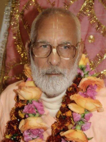 Šríla Bhaktivédanta Nárájana Gósvámí Maharádža