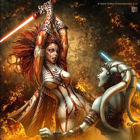 Kerem Beyit fantasy art