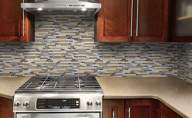 Brick Backsplash Tile8