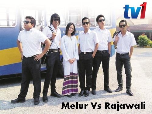 Sinopsis telemovie Melur Vs Rajawali RTM TV1 Slot Panggung Ahad, pelakon dan gambar drama Melur Vs Rajawali TV1