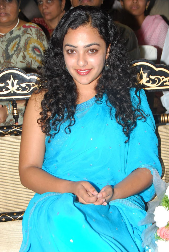 Telugu Actress Nitya Menon Latest Stills