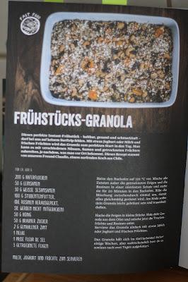 Rezept Granola selbst machen