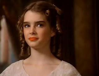 Brooke Shields Natural Hair Color