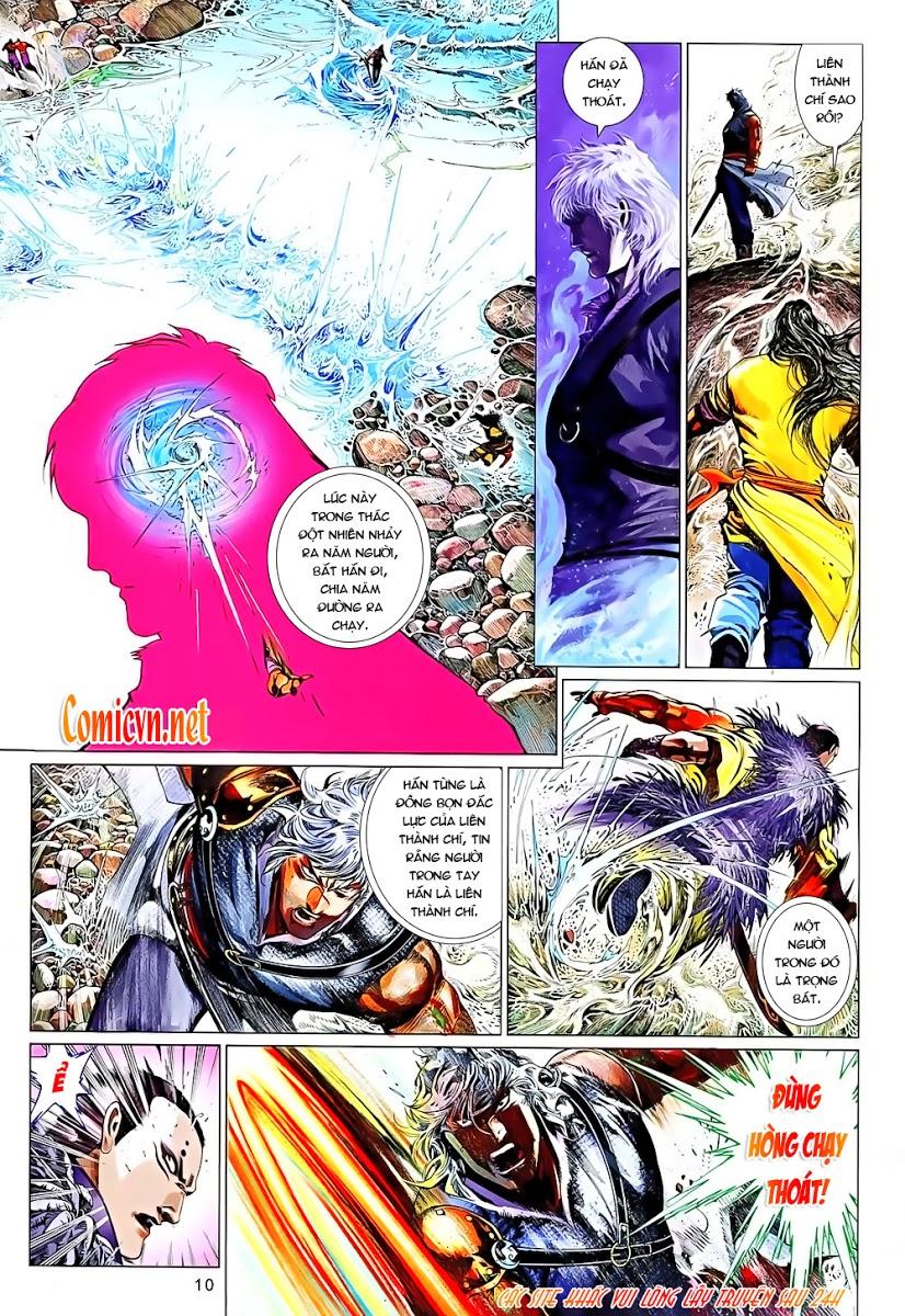 Phong Vân chap 641 Trang 10 - Mangak.info