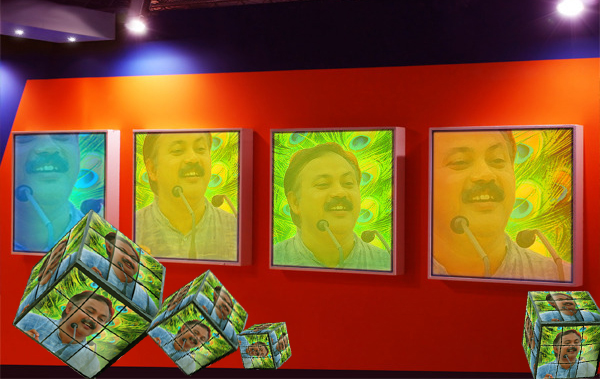Shri RAJIV Dixit Ji - Wallpapers