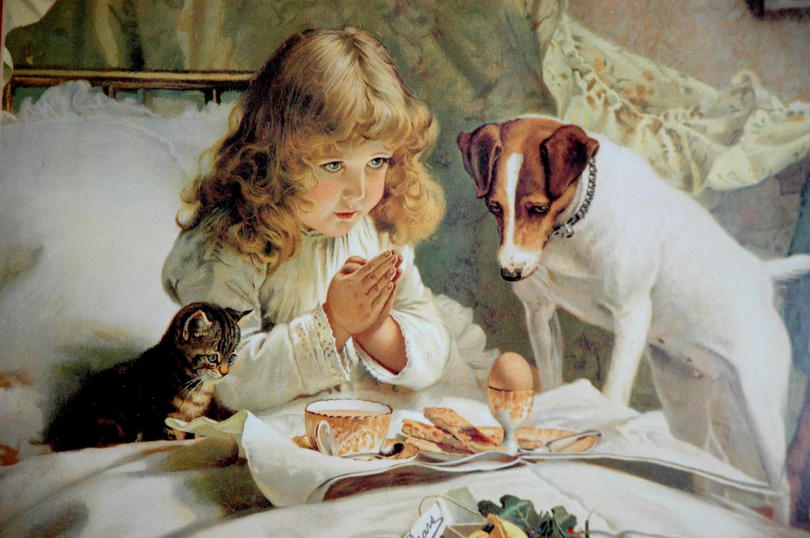 Adorables caritas de niños. - Página 2 Charles+Burton+Barber+-+Suspense1