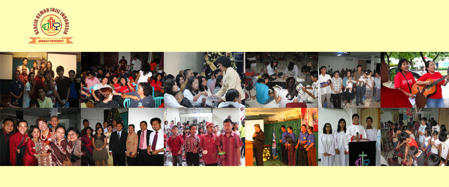 Gereja Kemah Injil Indonesia - Jemaat Rehobot, Bekas