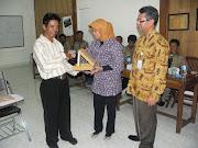 . Jendral Soedirman, 1 orang dari Dinperindagkop Kabupaten Banyumas, .