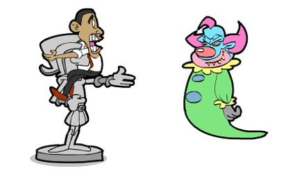 Obama Cazafantasmas