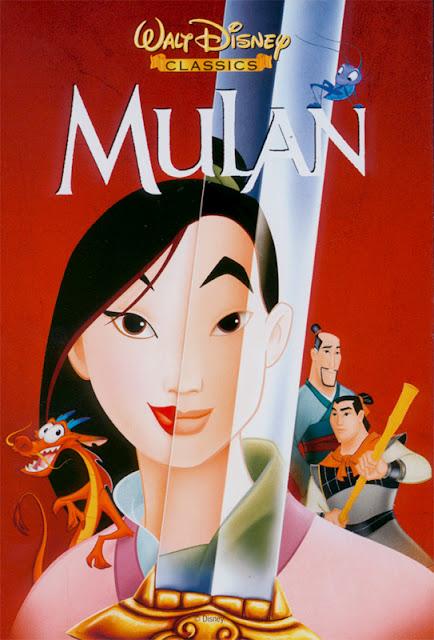 ดูหนังออนไลน์ [หนังการ์ตูน] [มาสเตอร์] Mulan มู่หลาน ภาค 1