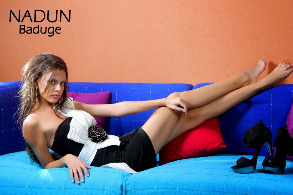 sl model long legs