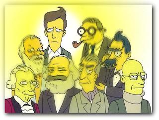 Auf philosophischen Gruppenfotos fällt Ludwig Wittgenstein stets auf.