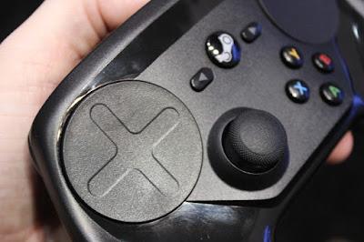 Conheça o Steam Controller - O joystick da Steam