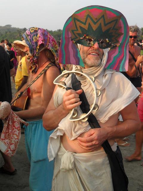 маскарад в Гоа