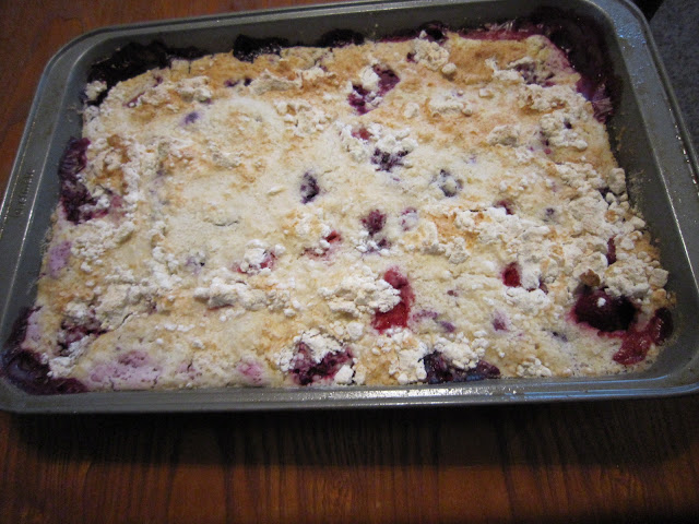 Cobbler Using Cake Mix And Sprite