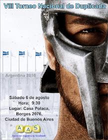 6 agosto - Argentina