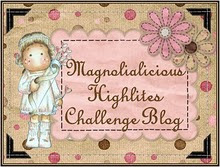 Magnolia-licious Highlites Challenge Blog