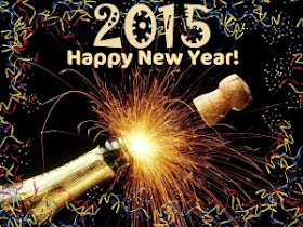 Welcome 2015! It's goign to be a great year.