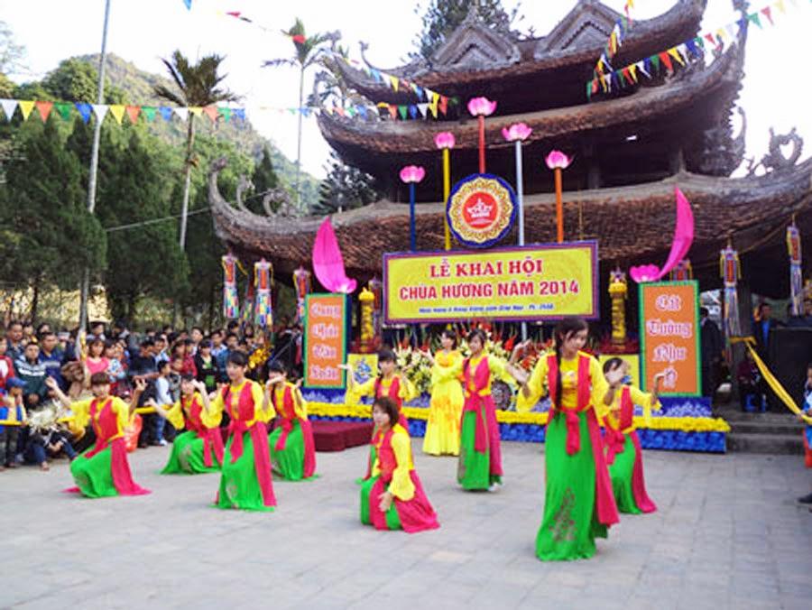 Du lịch Chùa Hương