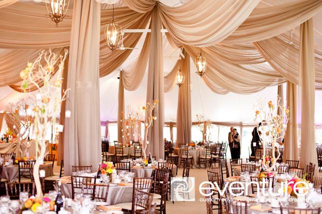 Fabulous Drapery Ideas For Weddings