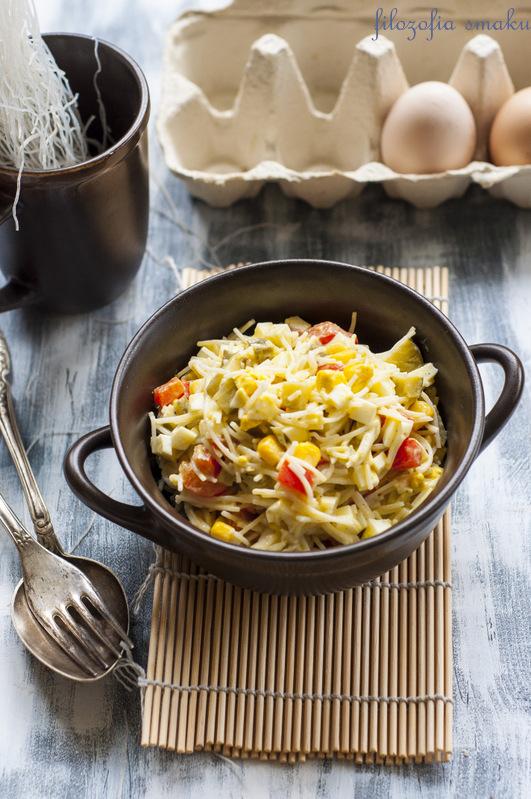 Co zrobić z makaronu ryżowego