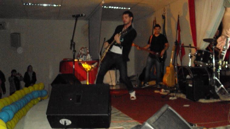 Banda IT'S OK de Lages - Presente no Seminário de Adolescentes de Itapema- SC