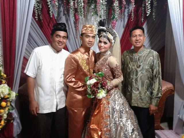 Pernikahan Ikhwah di Murung Raya