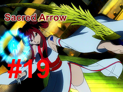 Sacred Arrow Erza Scarlet