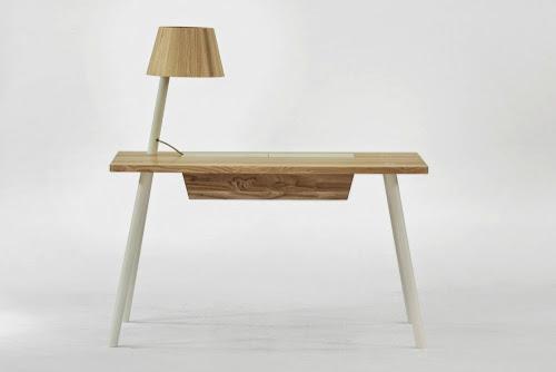 Ring Desk by Codolagni Design Studio
