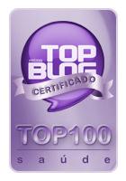 Saúde com ciência certificado pelo TopBlog