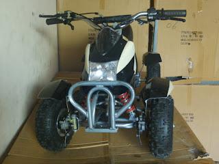 Quadriciclos (motos 4)