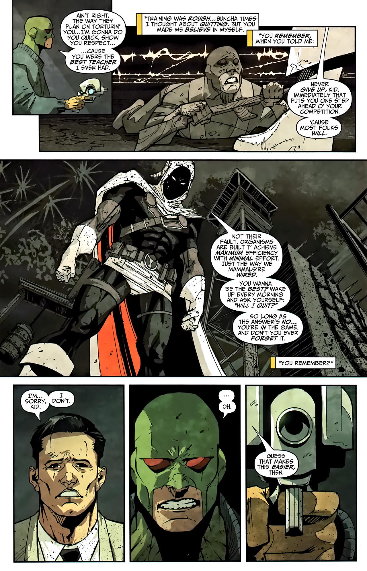 Read online Taskmaster (2010) comic -  Issue #1 - 9