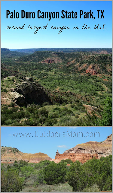 Tails from the Trail: Palo Duro Canyon State Park, TX