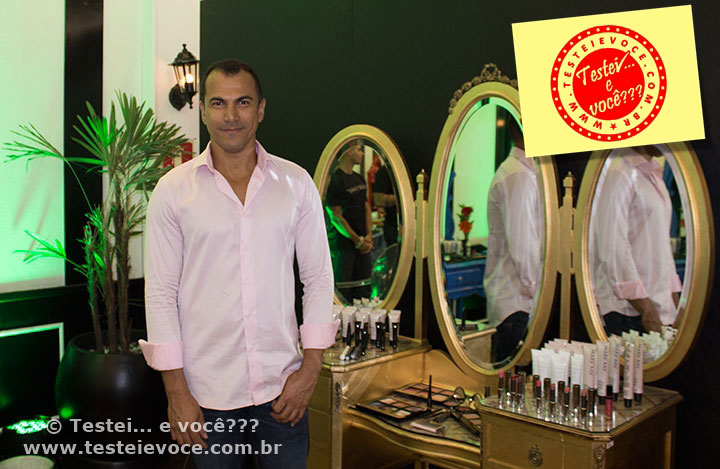 Ronaldo Escobar - Mary Kay Global Makeover Day
