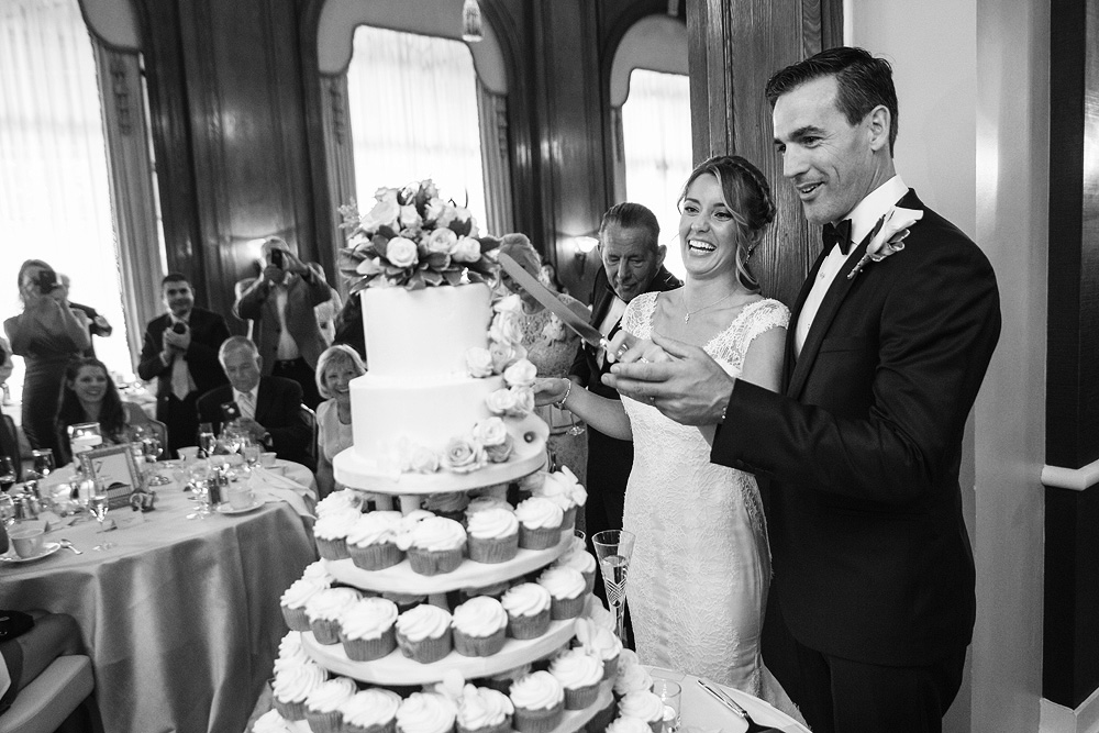 DC Wedding Photography at the Army Navy Club