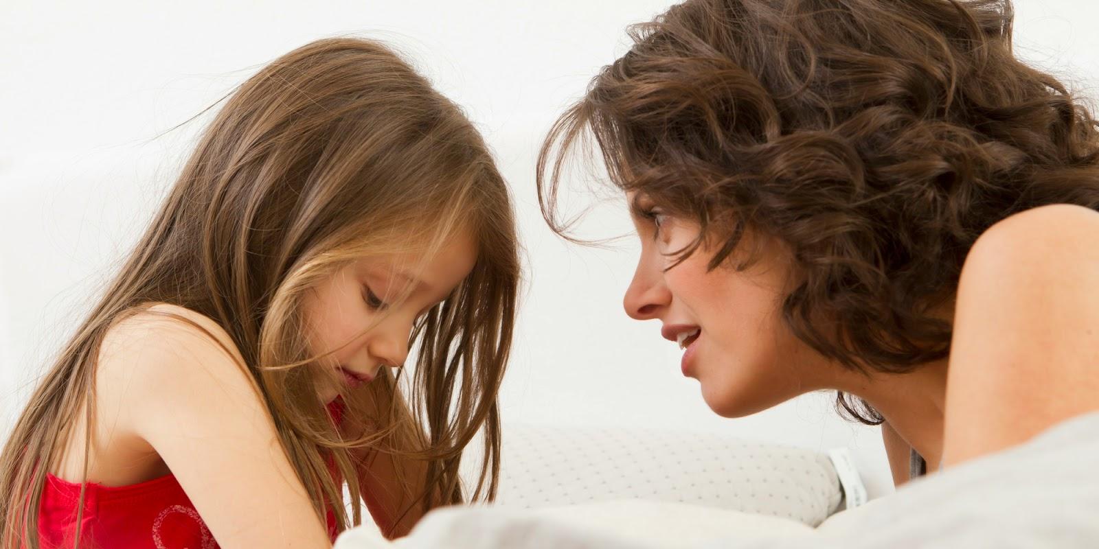 7 Tips Berbual Dengan Anak Kecil