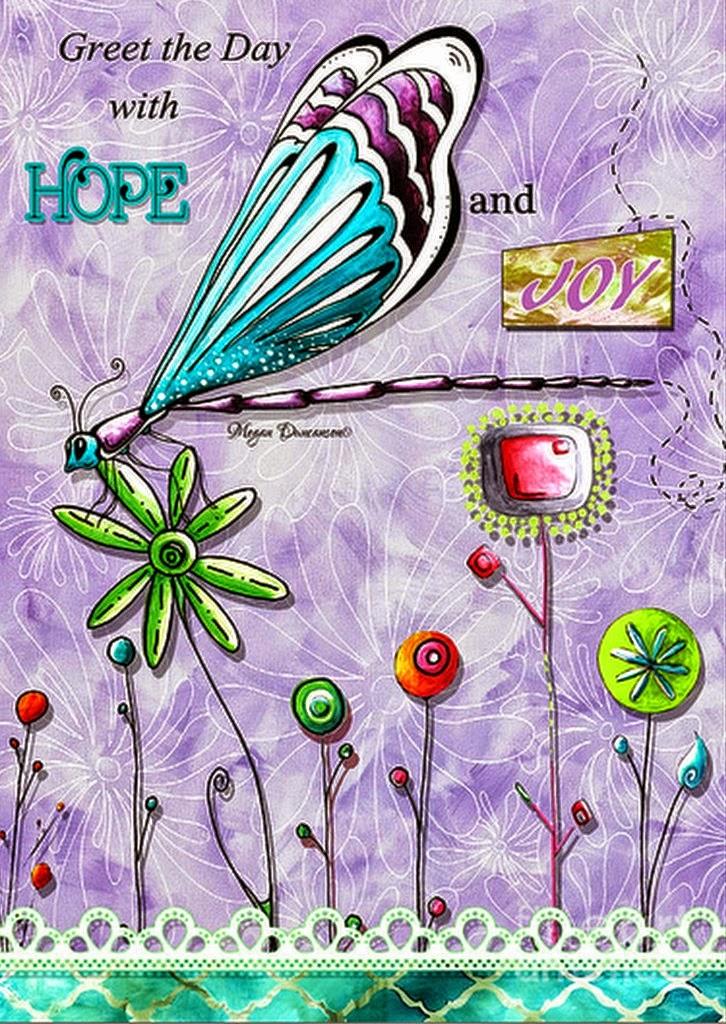 mariposa-pintada-en-tela