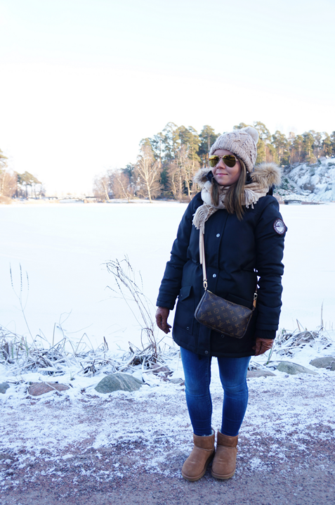 Ugg Laukku : Anne jennika sunny winter saturday