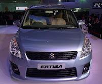 Suzuki Ertiga Bensin Diesel Indonesia