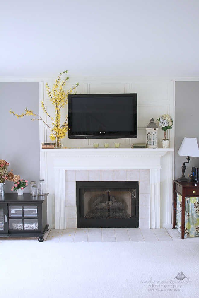 cameras and chaos the tv wall mount is done. Black Bedroom Furniture Sets. Home Design Ideas