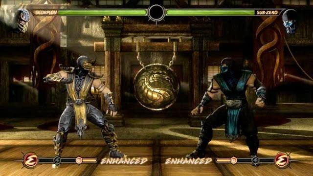 Mortal Kombat X Vs 9 MKX Vs MK9 Graphics Comparison