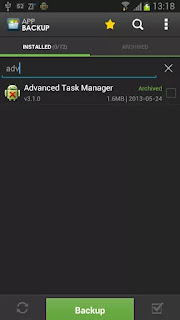 App Backup & Restore v4.0.4 Ad Free Apk
