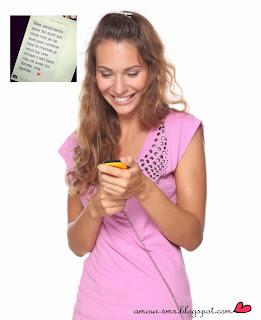 SMS pour elle